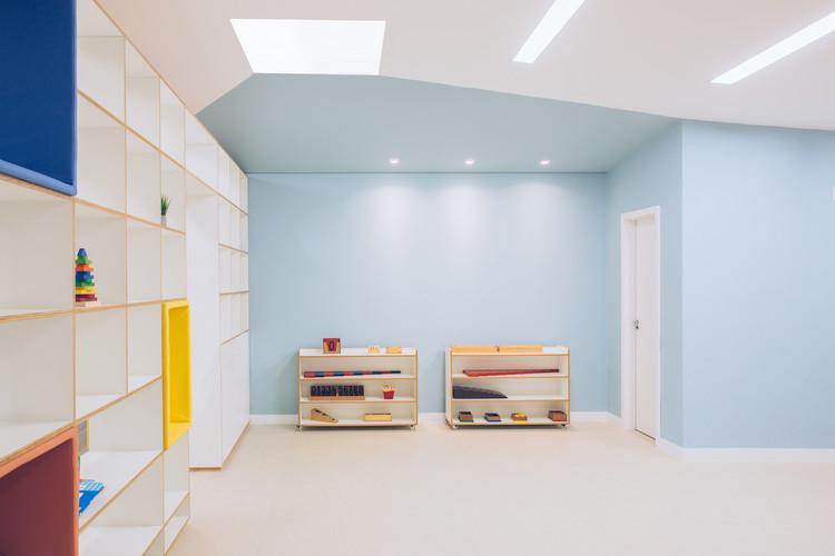 Montessori Kindergarten / Meius Arquitetura + Raquel Cheib Arquitetura. Image © Luiza Ananias