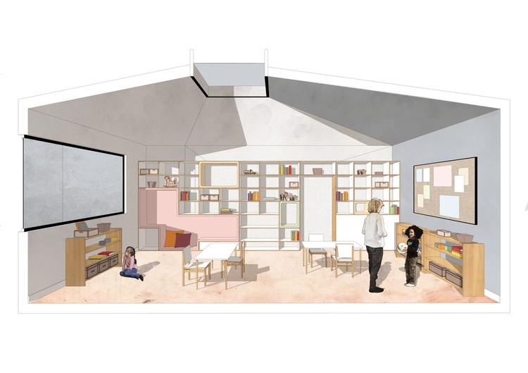 Montessori Kindergarten / Meius Arquitetura + Raquel Cheib Arquitetura