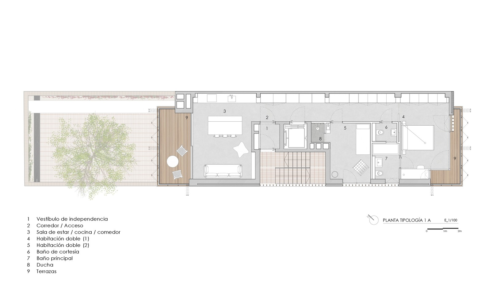 Gallery Of Apartment Building For Four Friends Lussi