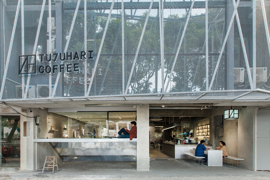 Tujuhari Coffee / Studio Kota Architecture