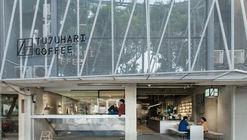 Café Tujuhari / Studio Kota Architecture