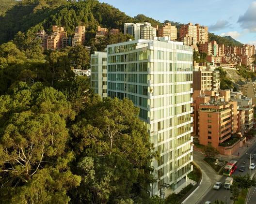 Torre Vitrvm / Richard Meier & Partners