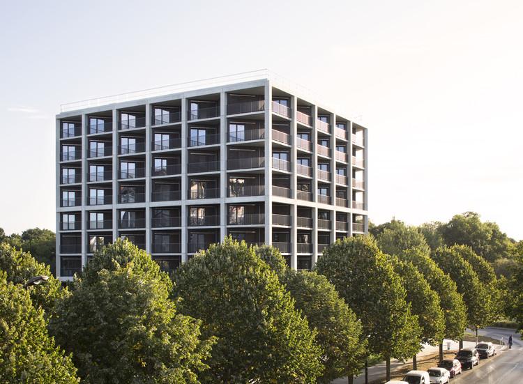 Student Housing / Atelier Villemard Associés, © Clément Guillaume