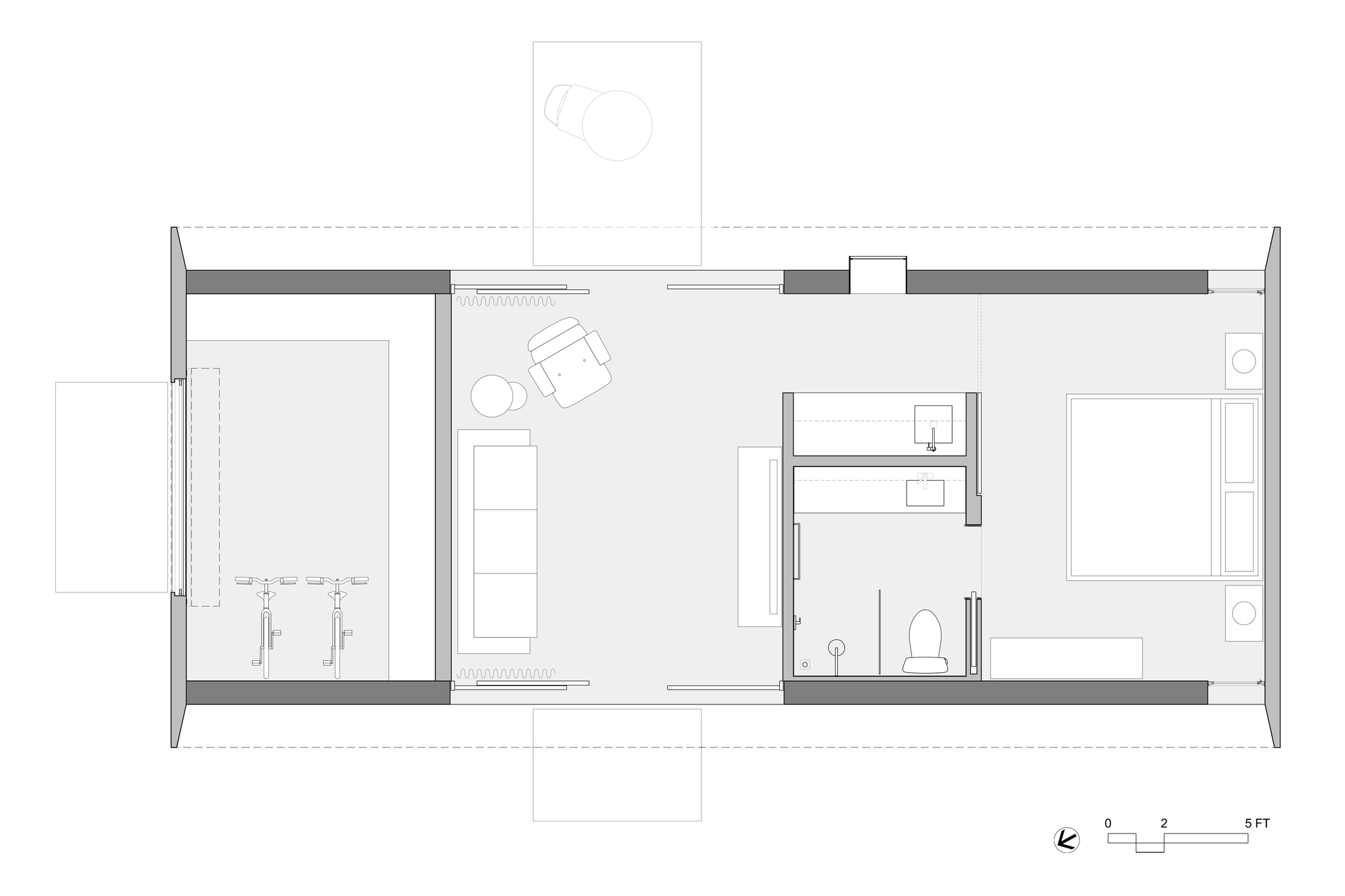 Gallery Of Concrete House Ravel Architecture 20