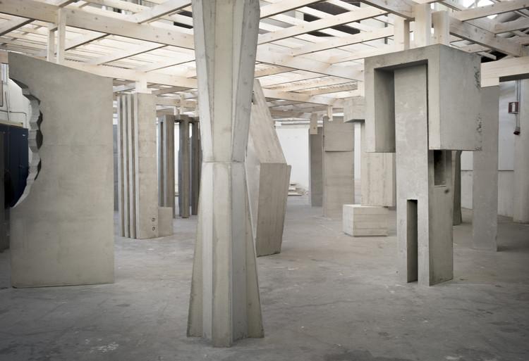 Exhibición 'El archivo' / GK1 Architecture - Oslo School of Architecture and Design, © Mattias Fredrik Josefsson
