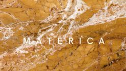 MATERICA Marble Edition 2020