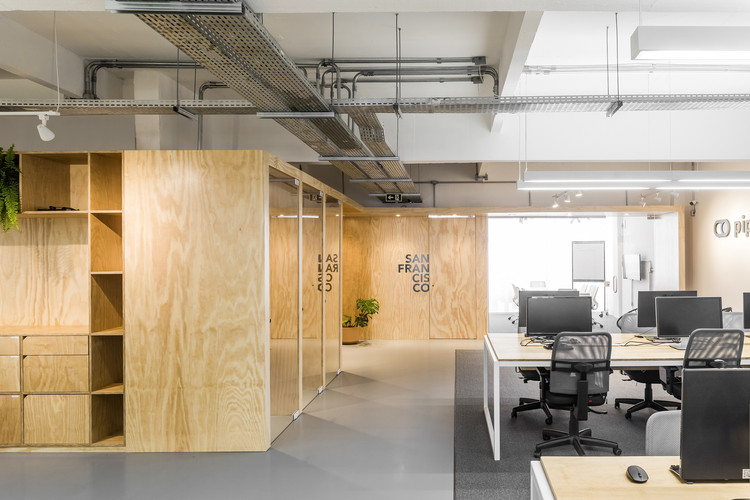 Pipefy Office / Arquea Arquitetos, © Eduardo Macarios