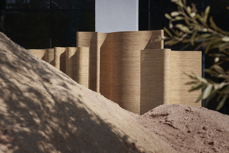 Design Installation Transports Visitors to Historic Jordanian Site , © Amman Design Week