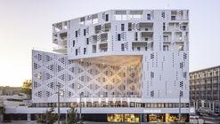 Belaroïa Residential Building / Manuelle Gautrand Architecture