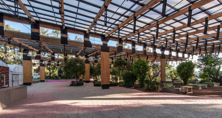 Estos son los proyectos ganadores de la 3ª Bienal de Jóvenes Arquitectos en México, Huerto Urbano / taller paralelo + HRBT. Image © Jaime Navarro