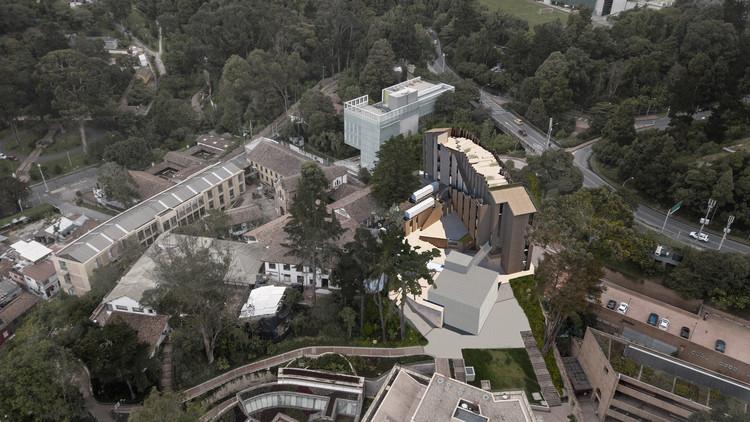 Universidad de los Andes: los ganadores del concurso Edificio Ensamble - nuevo Bloque P, Cortesía de AGRA Anzellini Garcia-Reyes Arquitectos