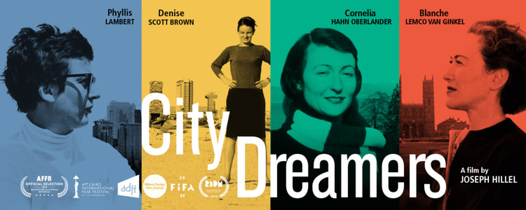 City Dreamers Documentary Highlights Four Women Architects Who Rethought the City , Courtesy of Joseph Hillel