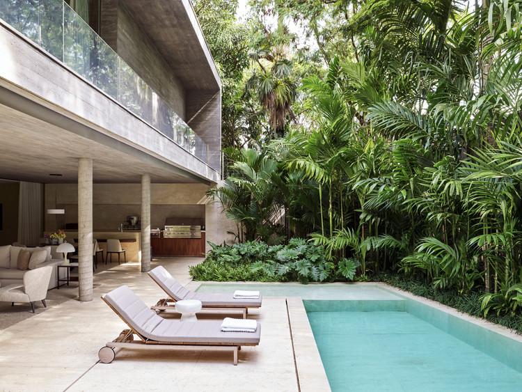 Residência CM  / Dado Castello Branco Arquitetura, © Douglas Friedman