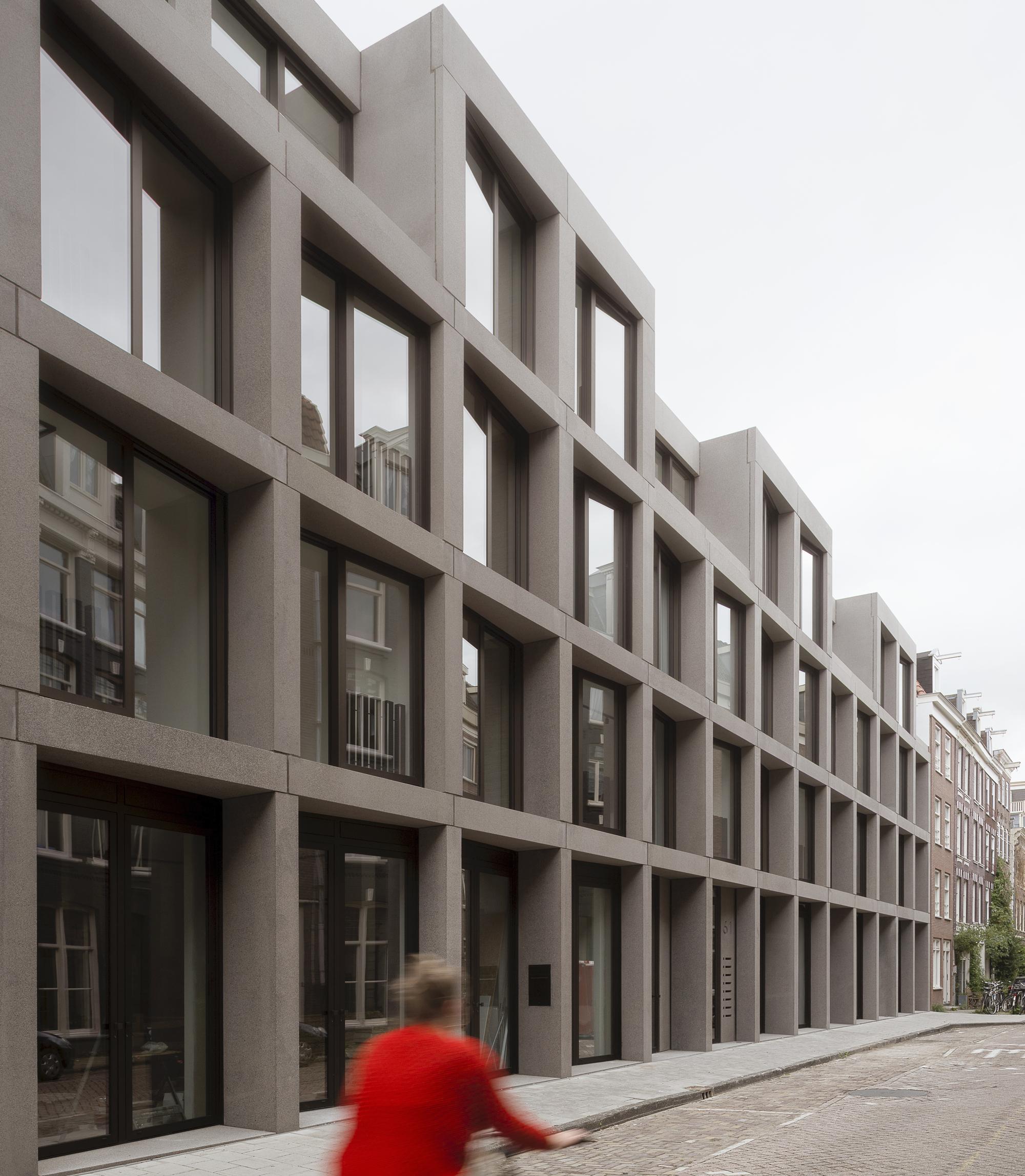 SIMONSZ Residential Building / Ronald Janssen Architects ...