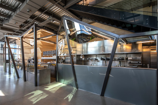 Coffee Shop architecture and design | ArchDaily