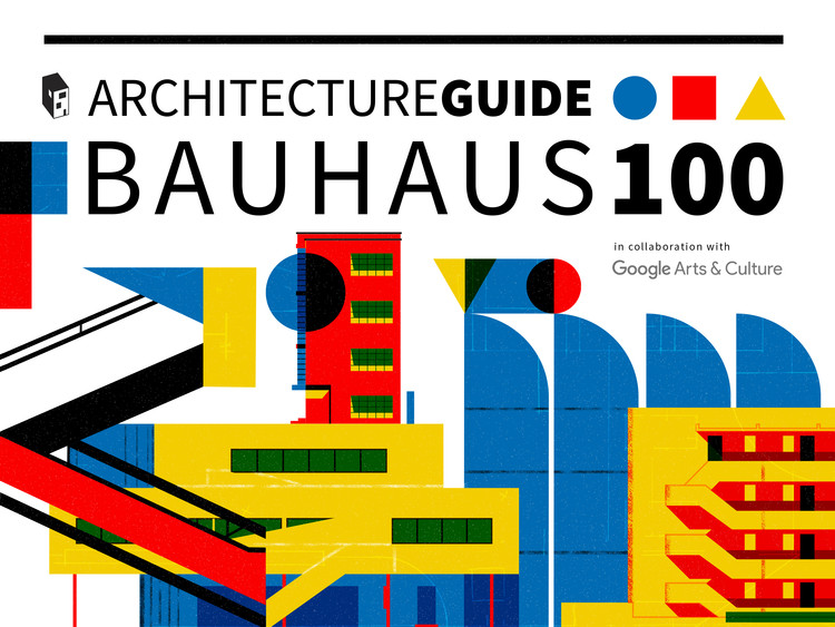 An Architectural Guide on Bauhaus-Inspired Projects Around the World, ArchDaily in collaboration with Google Arts & Culture. Image Courtesy of Tomás Olivos