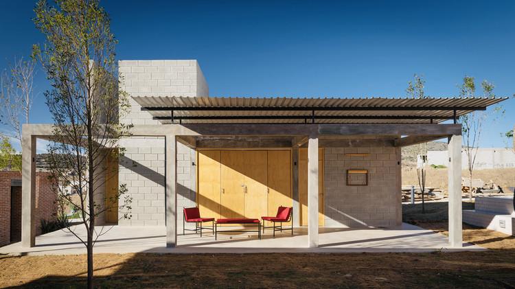 La casa que crece. Vivienda Rural Progresiva de Autoproducción Asistida / JC Arquitectura + Kiltro Polaris Arquitectura, © Jaime Navarro