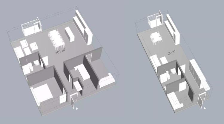 ¿Podrá una máquina desempeñar el trabajo de un arquitecto? Entrevista con Jesper Wallgren, creador de Finch 3D, Cortesía de Finch3D