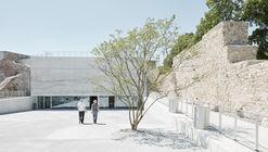 Nova Galeria e Casamatas / Bevk Perović arhitekti