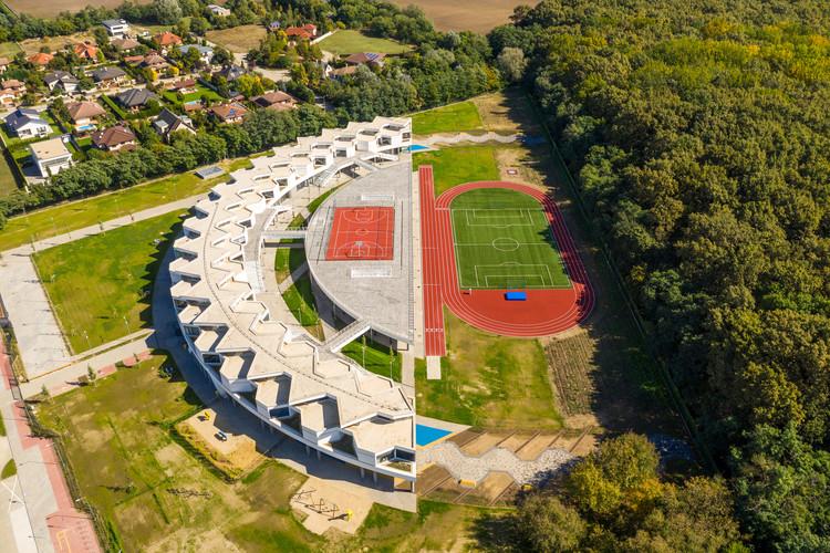 International School of Debrecen / BORD Architectural Studio, © Gyorgy Palko