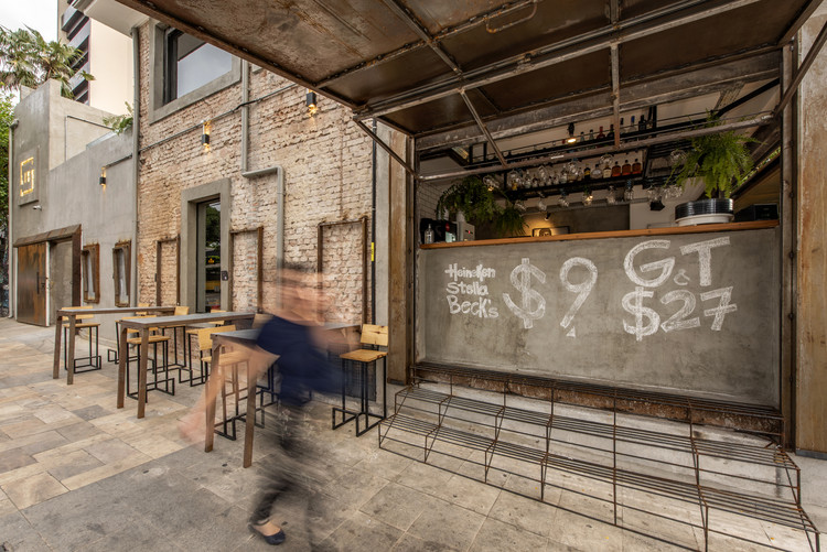 Bar Litt / LCAC Arquitetura, © Romulo Fialdini