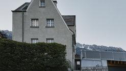 Studio Extension and Refurbishment  / Architekt Daniel Fügenschuh