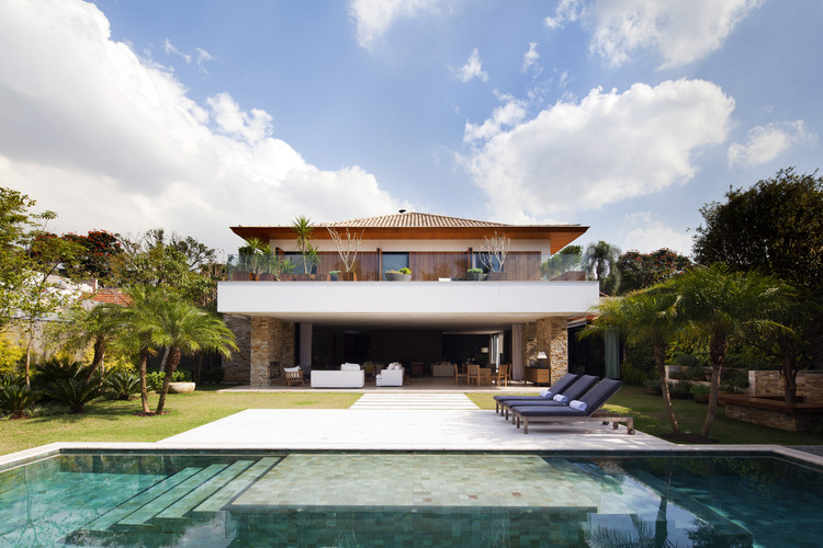 Residência LO  / Dado Castello Branco Arquitetura, © Filippo Bamberghi