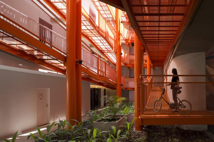 Edifício Casa HO / Grupo Uno en Uno, © Javier Agustin Rojas