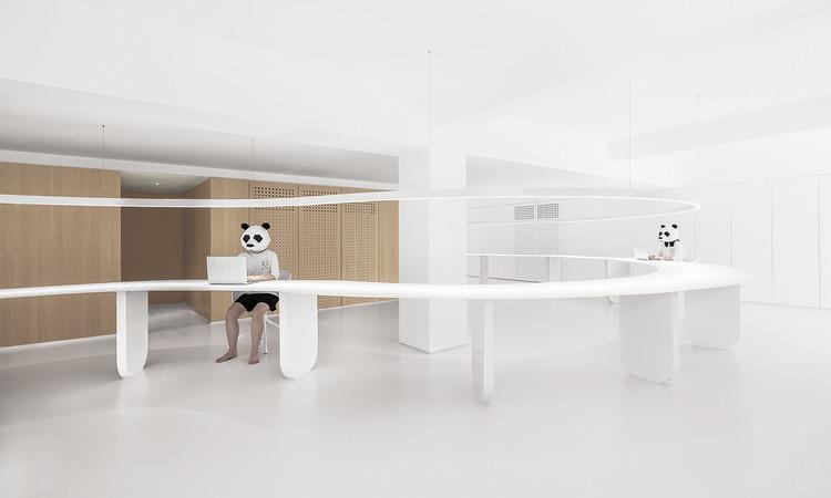 CUN Panda Office / PANDA Design, © GL YANG