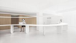 CUN Panda Office / PANDA Design
