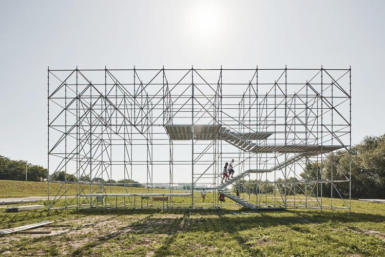 Instalación Sava / Openact Architecture + Sara Palomar Studio, © Marko Mihaljević