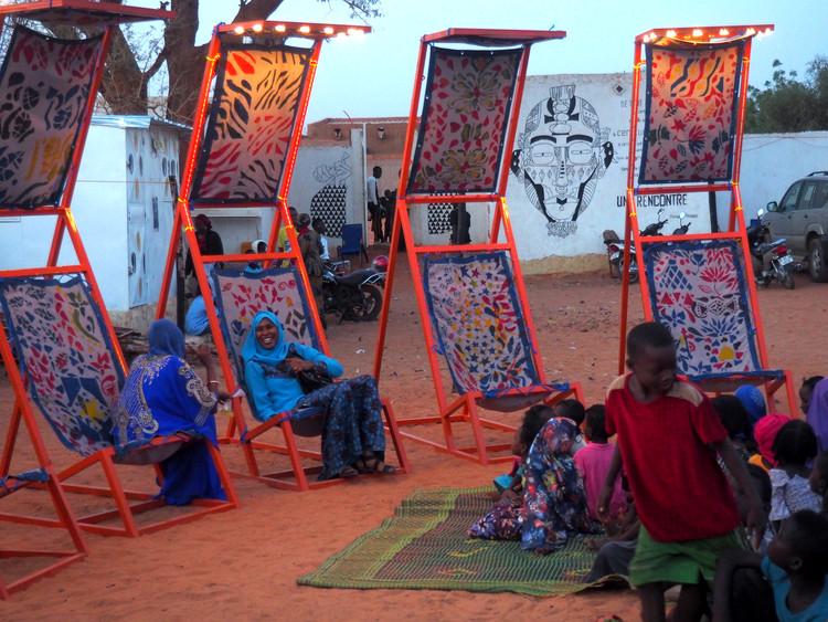Grigri Pixel: explorando prácticas de cooperación cultural y ciudadanía entre África y Europa, Cortesía de Grigri Pixel
