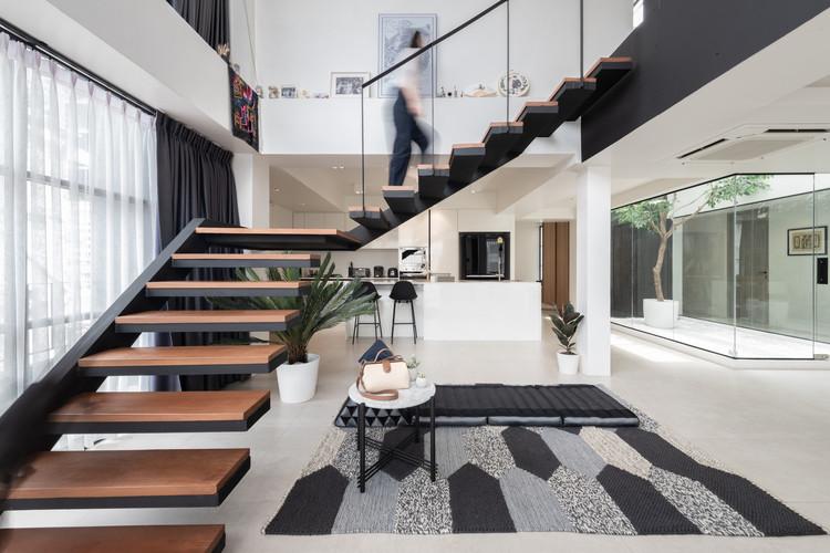 Mo Residence 80' / Pure Architect, © DOF Sky|Ground