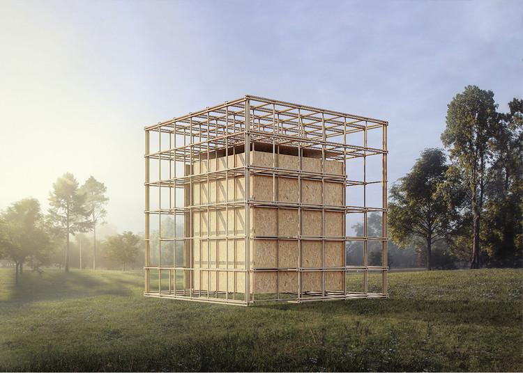10 proyectos que se construirán en Hello Wood Argentina 2020, PROYECTO K-ÁUREO. Image Cortesía de Hello Wood Argentina