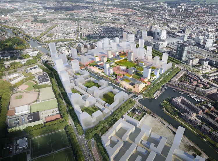 MVRDV projeta novo Centro de Exposições para a cidade de Utrecht, Cortesia de MVRDV
