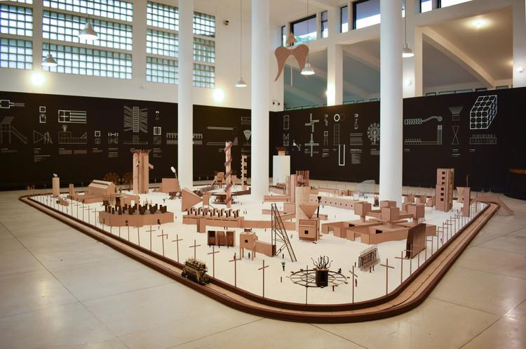 Museo de Arquitectura Leopoldo Rother expone por primera vez: 'Víctimas: Una obra de John Hejduk', © Laura Sepúlveda