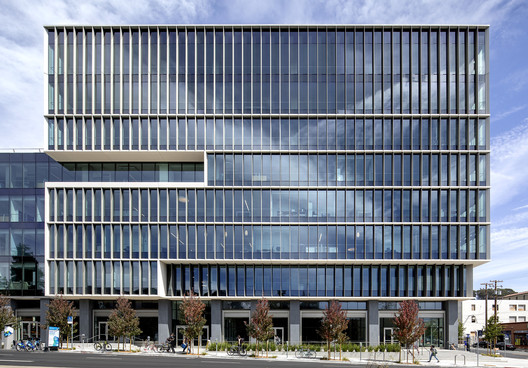 Berkeley Way Academic Office Building / WRNS Studio