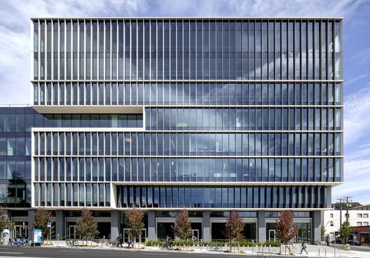 Edificio académico Berkeley Way / WRNS Studio