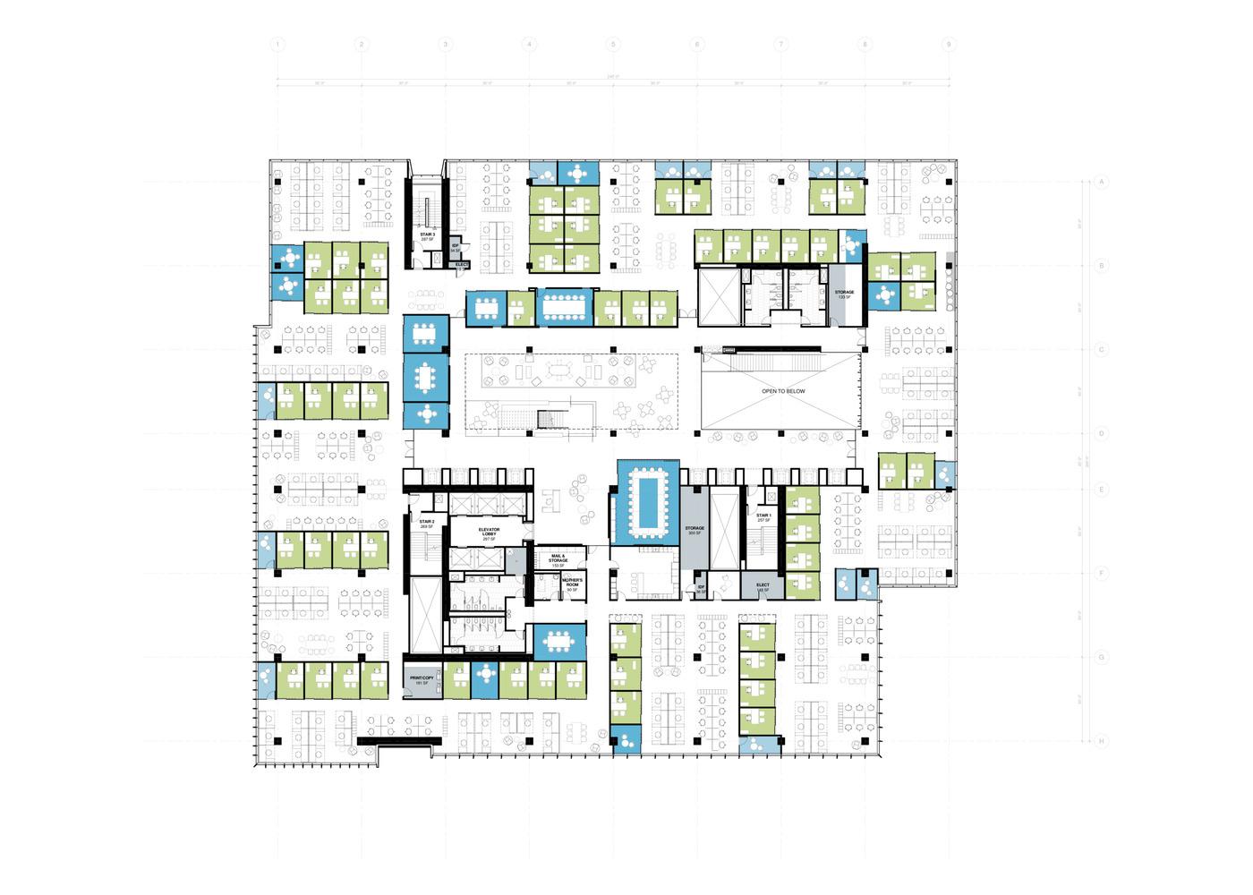 Academic Office Building / WRNS Studio