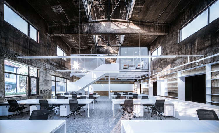 UAO Power Office / UAO Design, © Yilong Zhao