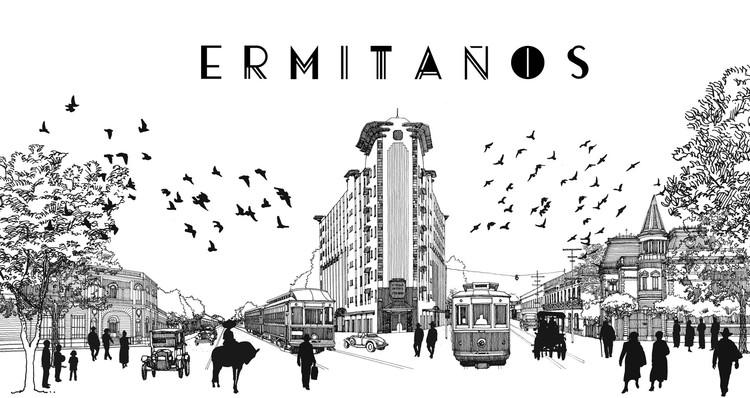 Un documental que retrata la historia de los habitantes del icónico Edificio Ermita en la Ciudad de México, Cortesía de Daniela Uribe