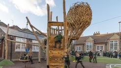 Playground da escola primária de Park Walk / Foster + Partners