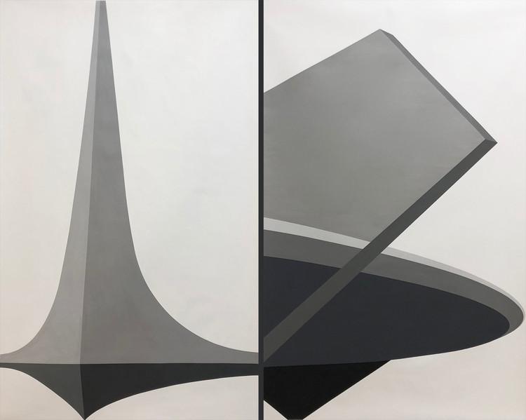 Artista celebra os pilares mais icônicos da arquitetura brasileira na Art Miami , Cortesia de Patrícia Golombek