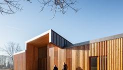 Residencia para adultos en Palaudàries / Codina Prat Valls l Arquitectes Associats