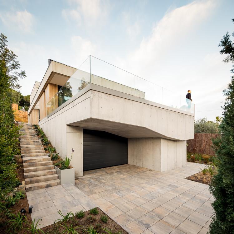 Casa eucaliptus / nexe arquitectura, © Simón García