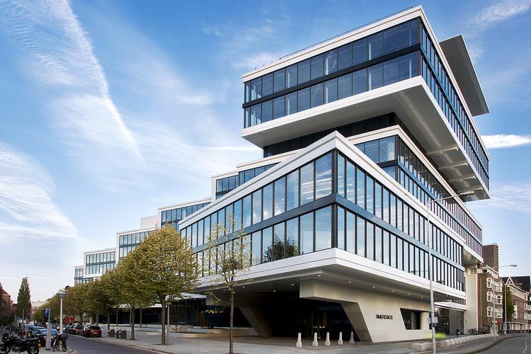 Rivierstaete Building / MVSA Architects + BDG architecture + design, © Barwerd van der Plas