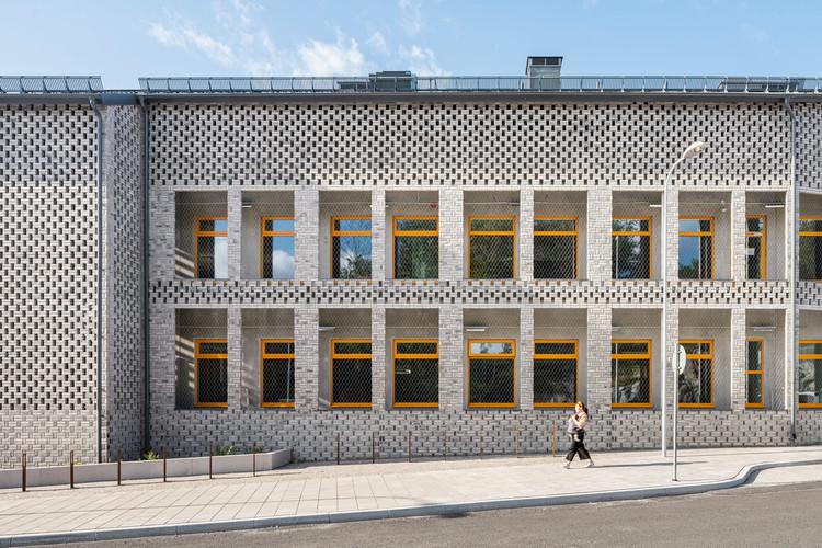 Bobergsskolan School  / Max Arkitekter, © Mattias Hamrén