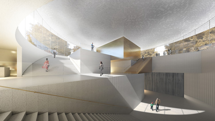 Helsinki-based Architects JKMM Selected to Design the National Museum of Finland, Courtesy of JKMM Architects