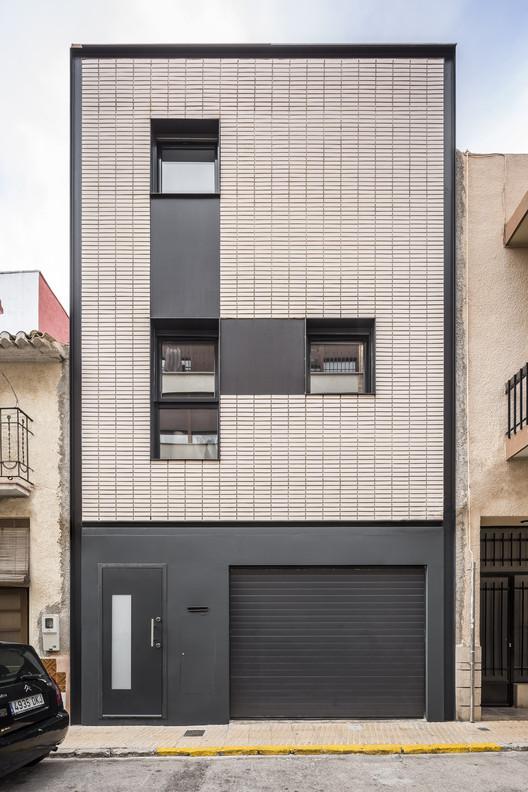 Casa ágora / Ricardo Dàries Arquitectura, © Germán Cabo