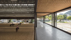 Sociedade Hípica Brasileira / Sergio Conde Caldas Arquitetura
